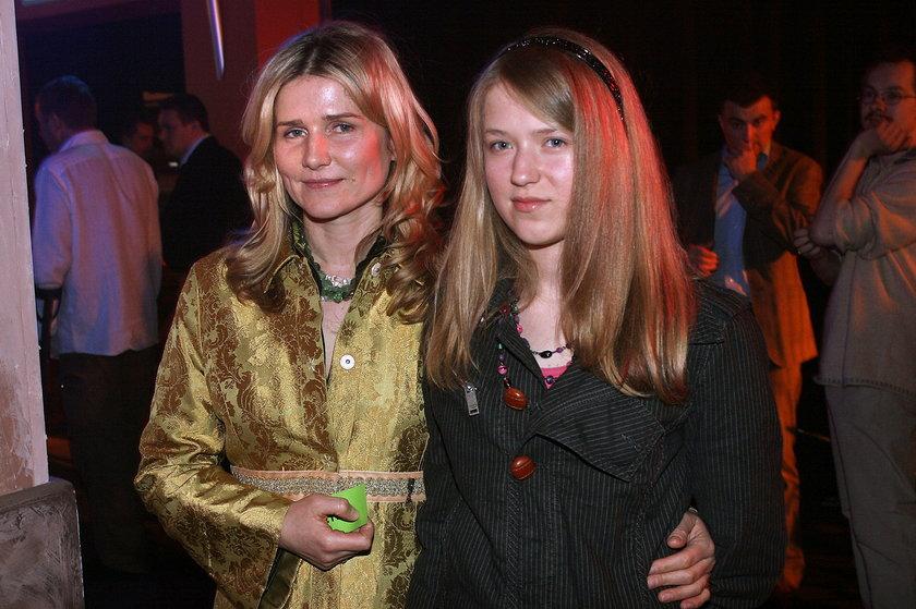 Grażyna Błęcka-Kolska z córką Zuzanną