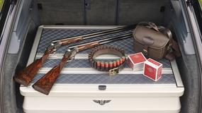 Bentley Bentayga Mulliner i Purdey: stylowe polowanie
