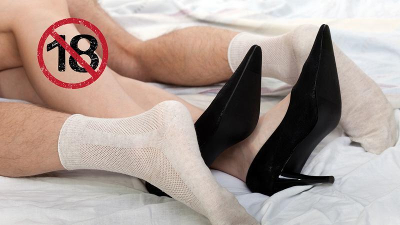 Aludni leszbikus szex alatt