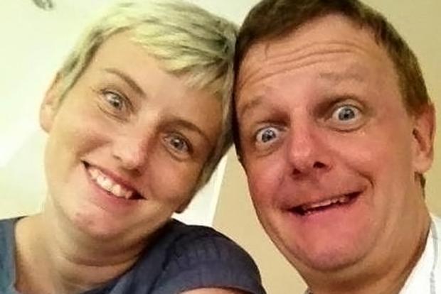 Małgorzata i Piotr, wlaściciele Centrum Nurkowego Asian Divers w Tajlandii