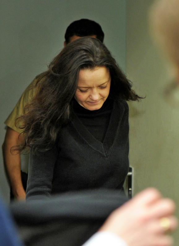 Beate Čepe je osuđena na doživotnu robiju zbog saučesništva u ubistvima Nacionalsocijalističkog podzemlja (NSU)