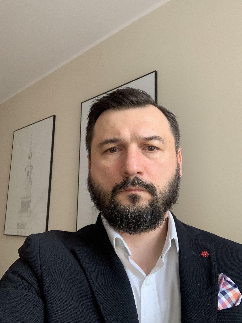 Adwokat Piotr Ziółkowski