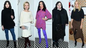 Kolorowe gwiazdy na spotkaniu przed Fashion Designer Awards