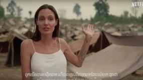 Angelina Jolie o masakrze w Kambodży