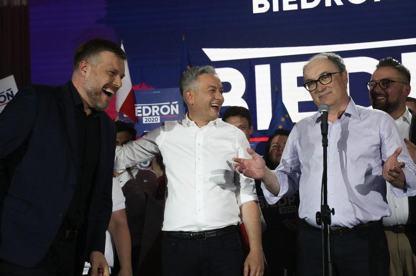 Sztab Wyborczy Roberta Biedronia