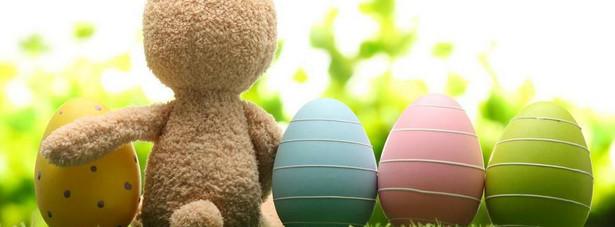 Wielkanoc to w zasadzie tylko produkty spożywcze.