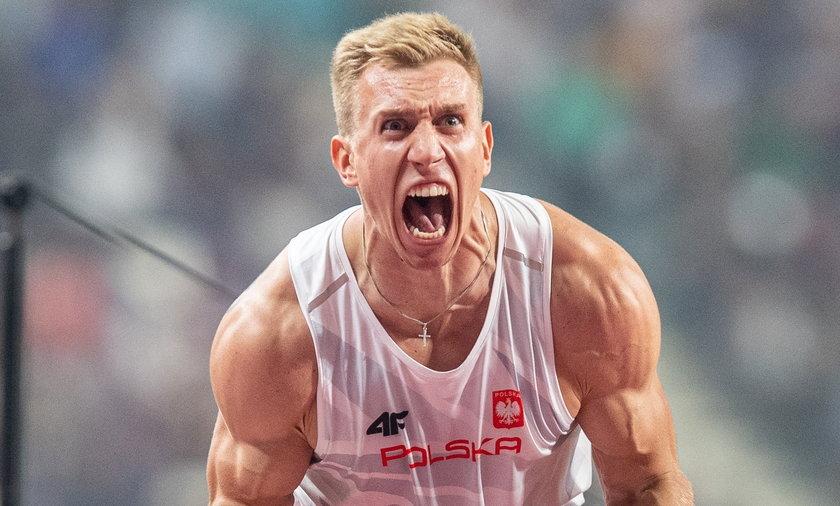 2019 IAAF DohaMistrzostwa Swiata. Stadion Khalifa Internacjonale. Lekkoatletyka. Doha 2019.10.01