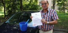 Absurd! Za mycie samochodu trafił przed sąd