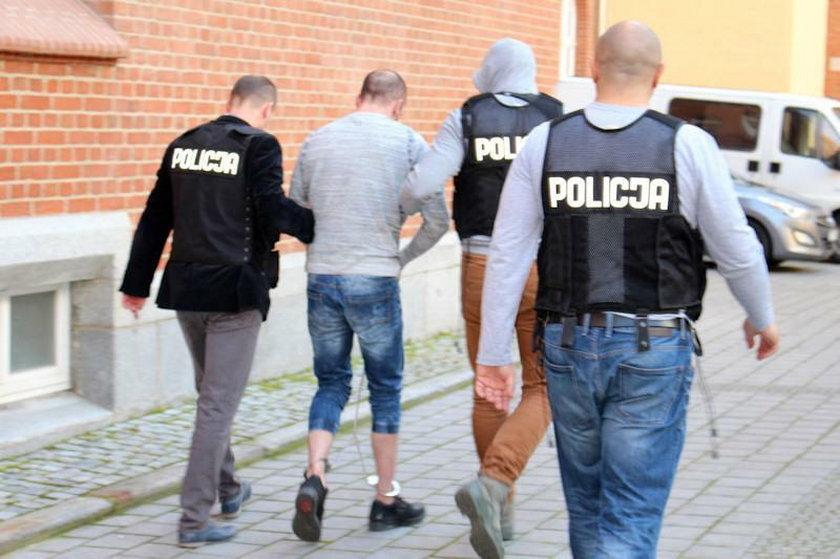 Bestialskie zabójstwo w Bawarii. Policjanci zatrzymali Roberta P.