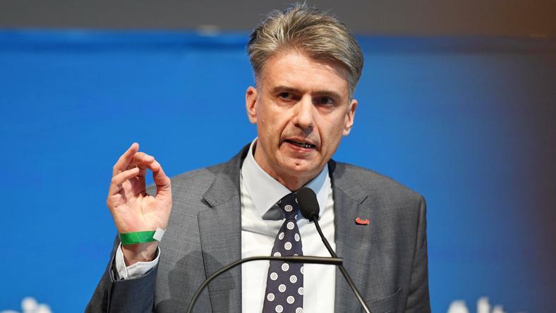 """Marc Jongen - jak pisze autor - jest jednym z przedstawicieli nowego pokolenia """"prawicowych populistów"""""""