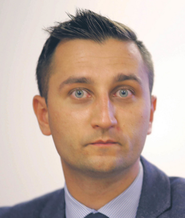 dr Dominik Borek zastępca dyrektora departamentu turystyki Ministerstwo Rozwoju
