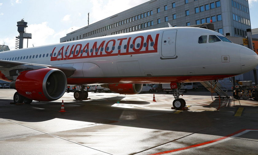Airbus A320 linii Laudamotion
