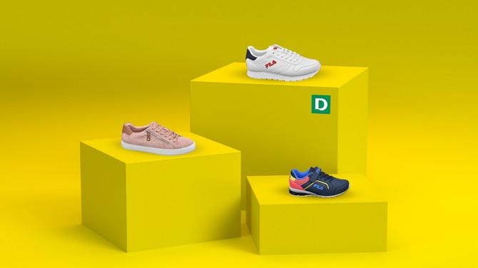 Za korak u najboljem stilu:  Deichmann obuća