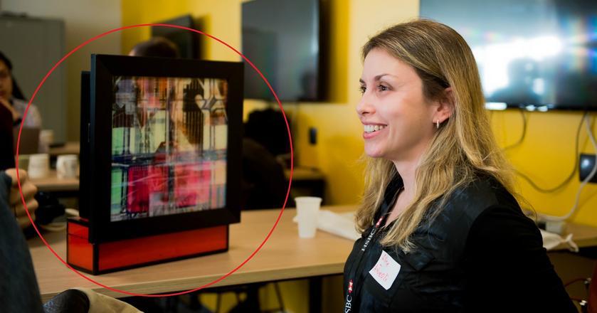 Artveoli to startup założony przez Alinę Adams (na zdjęciu) i Anastazję Neddersen