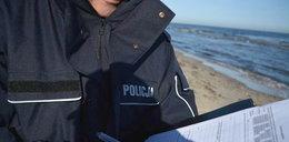 Znaleźli zwłoki kobiety na plaży