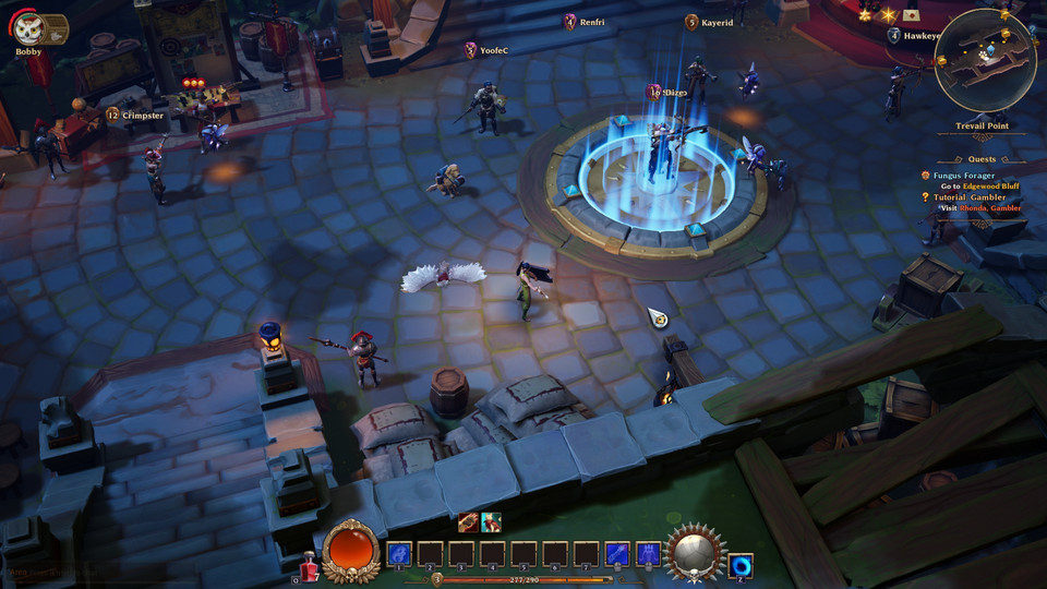 Torchlight III - screenshot z wersji na PC