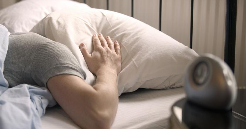 Jedną z największych krzywd, jakie sami sobie robimy, jest niewyspianie się