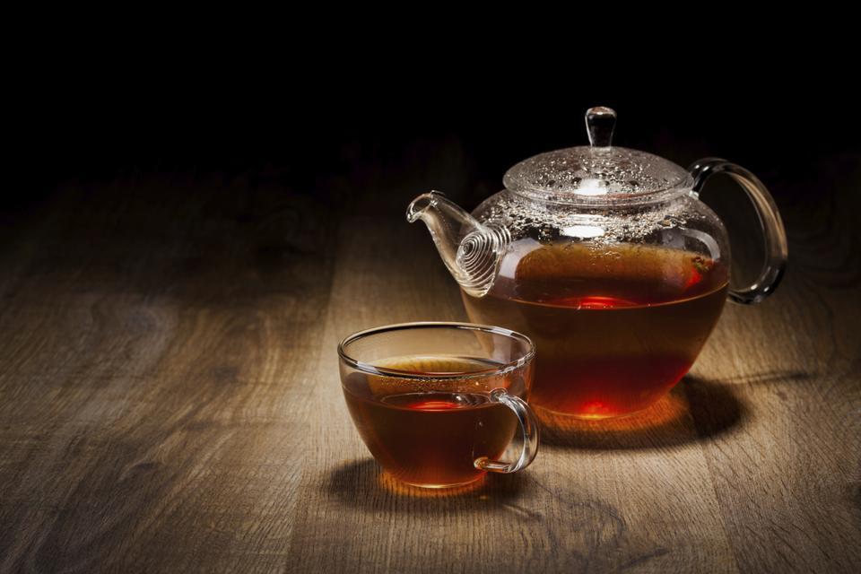 3. Czarna herbata