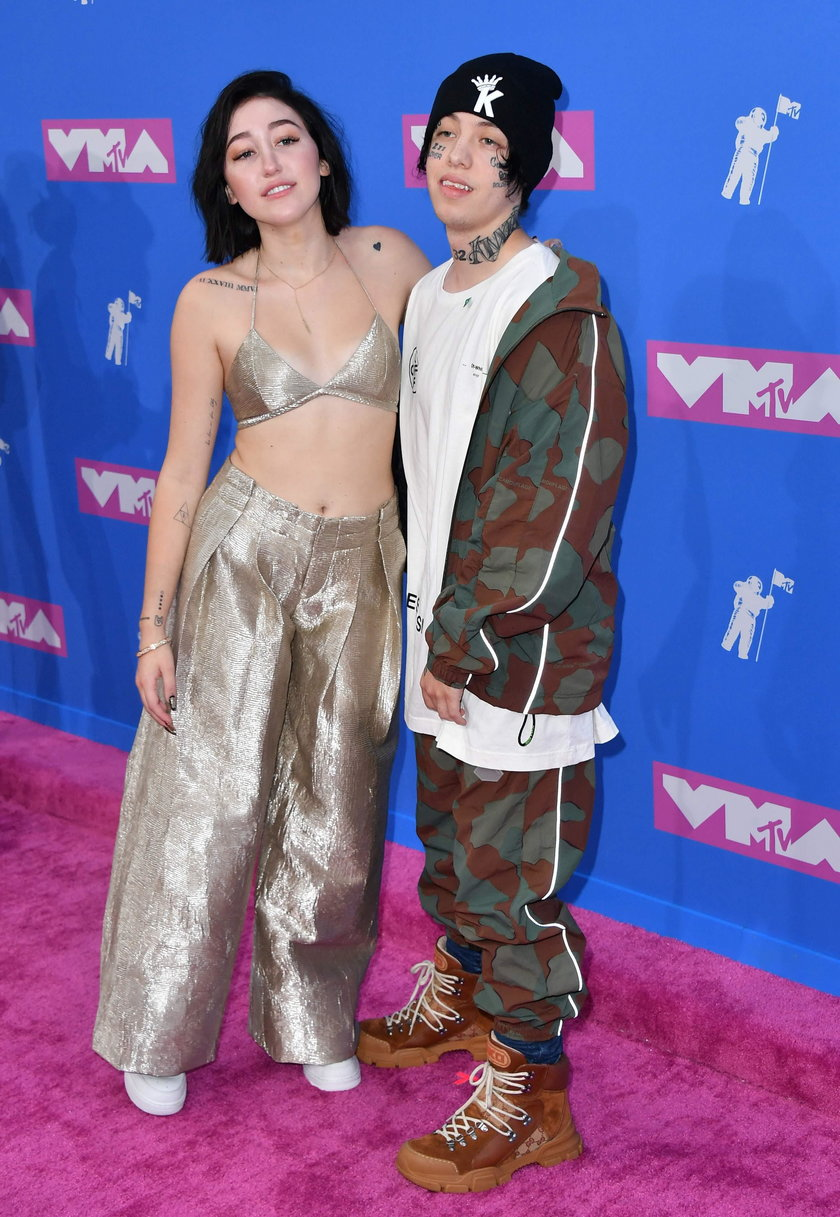 Lil Xan i Noah Cyrus