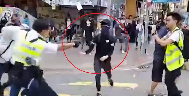Hong Kong, protest