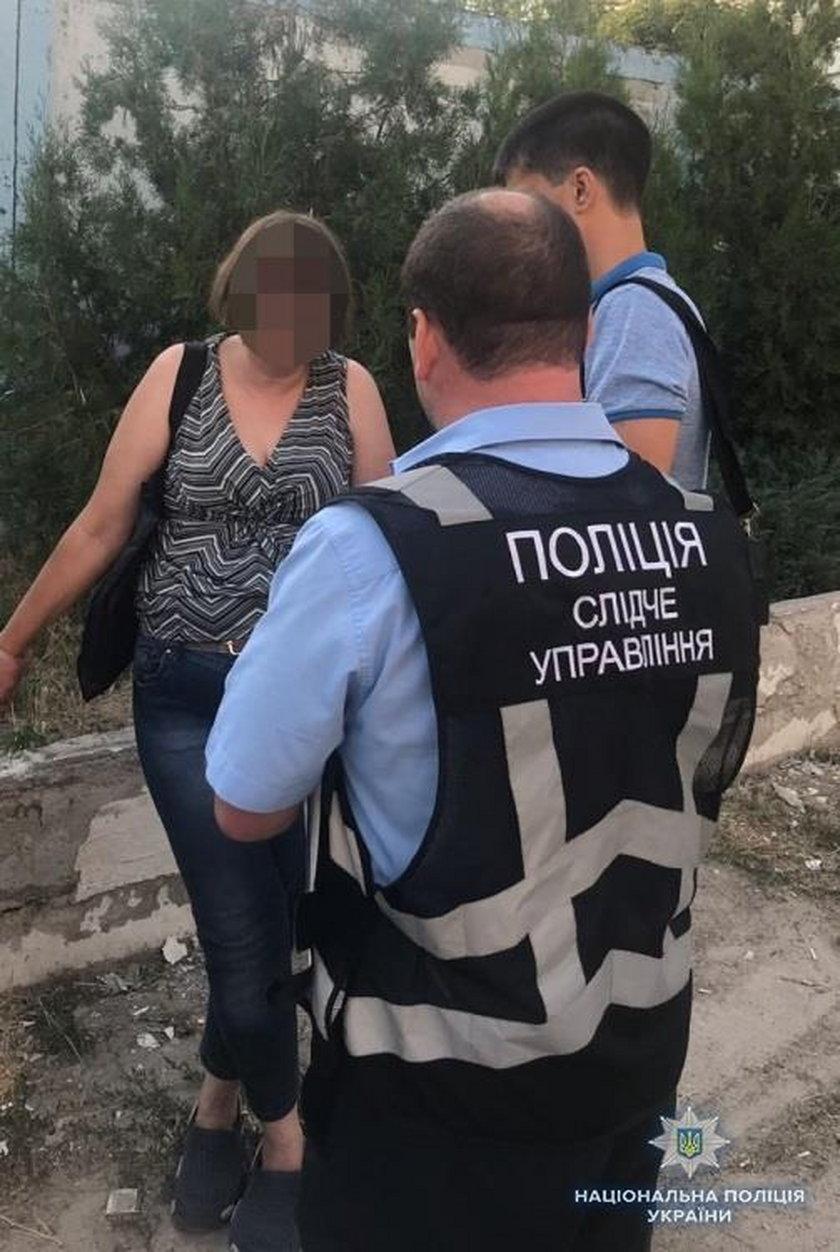 Ukraina, handel ludźmi. Matka usiłowała sprzedać 15-latka do obozu pracy