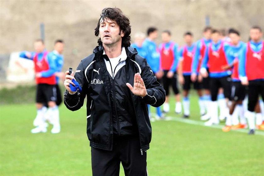 Hiszpan Juanma Ortiz może zostać wypożyczony z Glasgow Rangers do Lecha Poznań