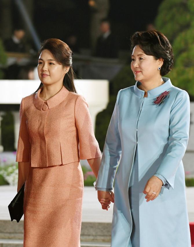 A ovako je izgledao susret dve prve dame