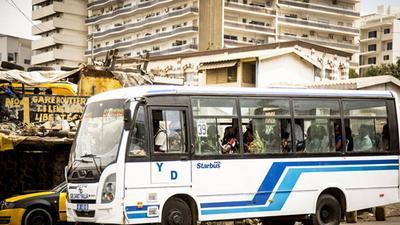 """Grève des conducteurs de bus """"Tata"""" : Cinq frondeurs déférés"""