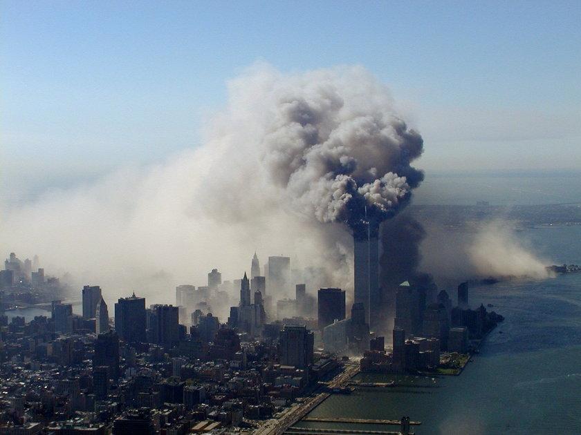 Atak na WTC