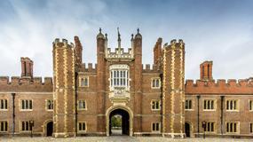 Zdjęcie ducha w Hampton Court - autor twierdzi, że to jedna z żon Henryka VIII
