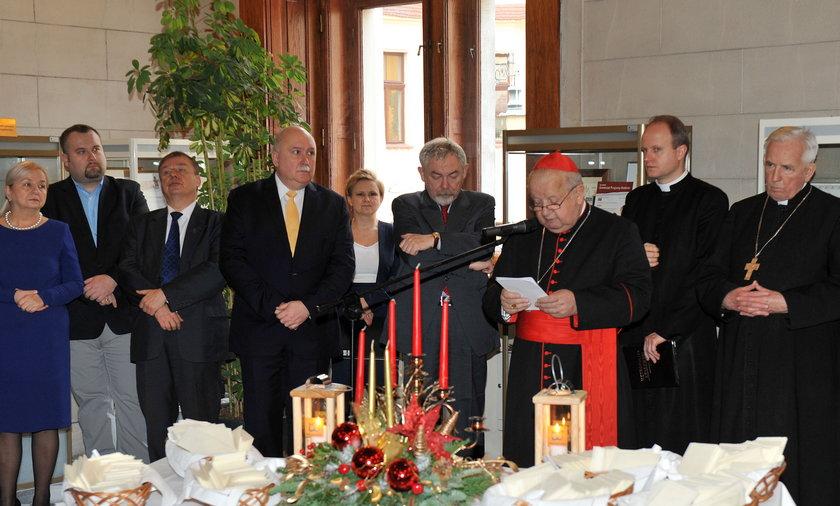 Opłatek Rady Miasta Kraków