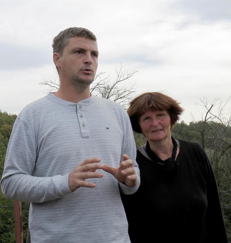 Vladimir Dobrašinović, selo Lelić kod Valjeva, inženjer najbolji izvoznik jagnjadi, ovčarstvo