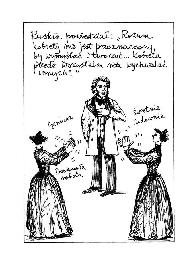 """""""Kłopot z kobietami"""", czyli historia dyskryminacji na wesoło"""