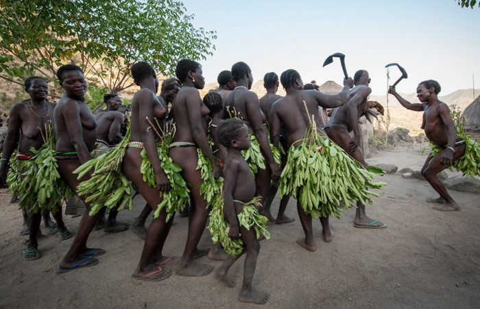 Koma people are one of the last naked tribes in Nigeria (ortontraveltour)