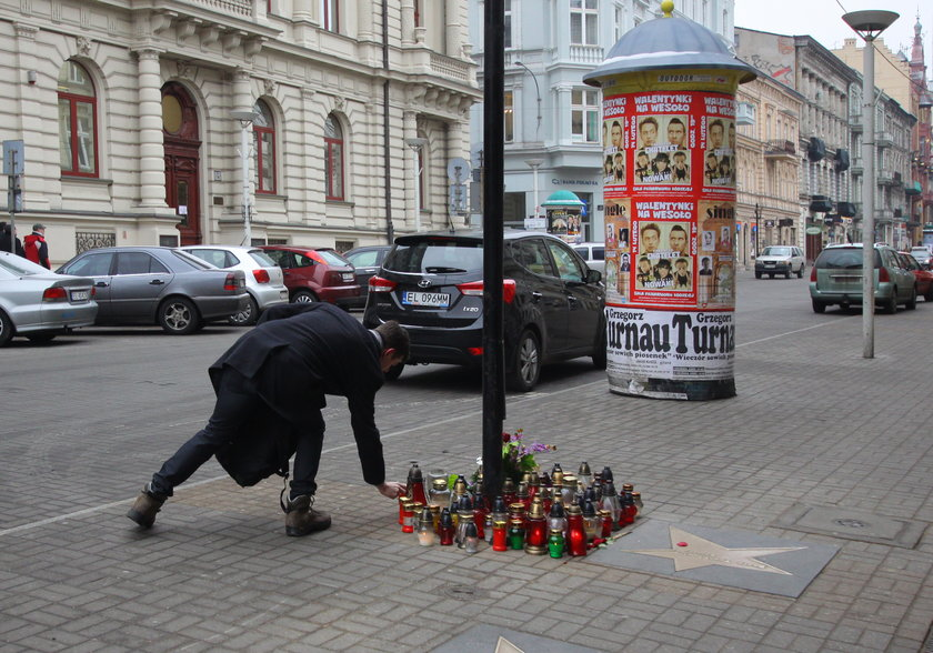 Zabójstwo przy Piotrkowskiej