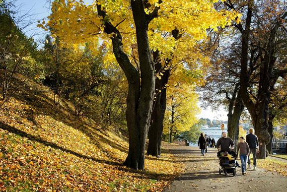Topli jesenji dani