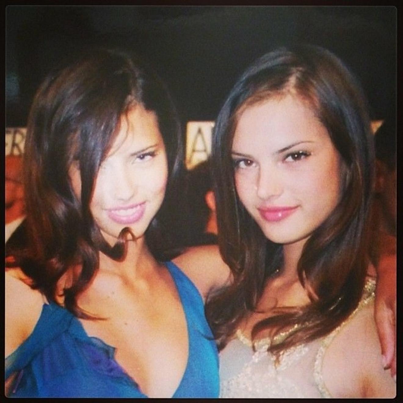 Alesandra i Adrijana Lima