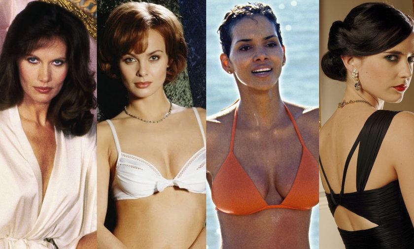 Wszystkie kobiety Agenta 007