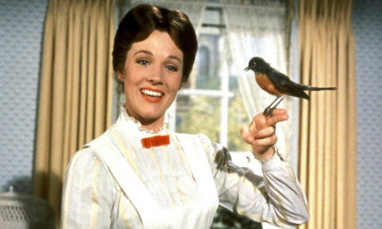 """Mary Poppins"" - kadr z filmu"