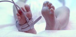 Noworodek w ciąży! Urodziła się z bliźniakiem w brzuchu
