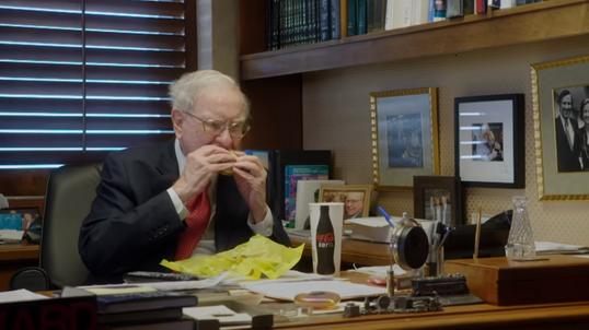 Dieta Warrena Buffeta