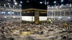 Milion wiernych przybyło już do Mekki na hadżdż