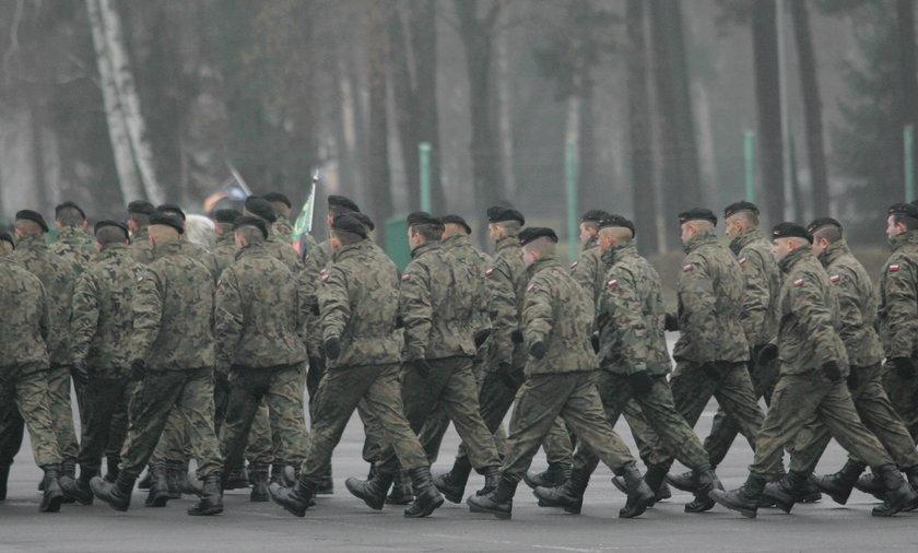 Tajne dane o wojsku były dostępne w internecie?