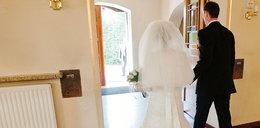 Ślubny fotograf nie wytrzymał. Gdy zobaczył pannę młodą, pobił jej przyszłego męża
