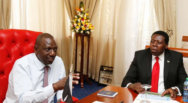 DP Ruto breaks silence after skipping Uhuru's Mombasa event