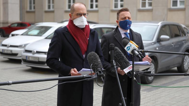 Dariusz Joński, Michał Szczerba