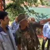 NOVAK VEĆ NAPUSTIO SARAJEVO! Đoković stigao do GLAVNOG CILJA posete BiH, pogledajte fotografije sa lica mesta