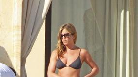 44-letnia Jennifer Aniston ma wciąż niesamowite ciało
