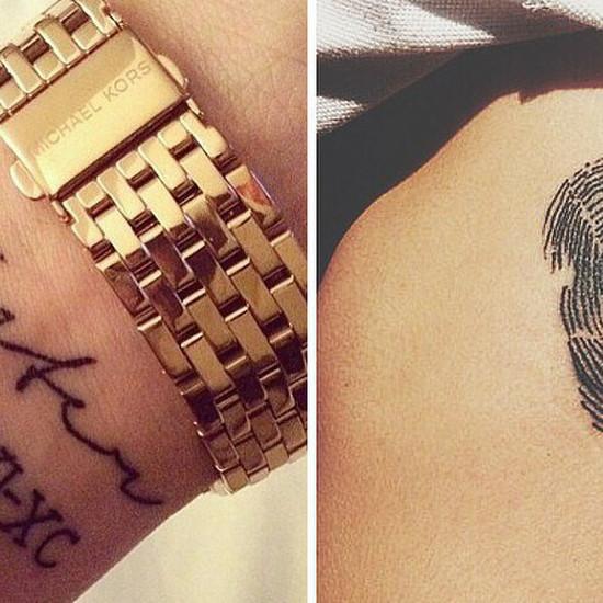 Tatuaże Z Miłości Do Dziecka Baza Genialnych Inspiracji