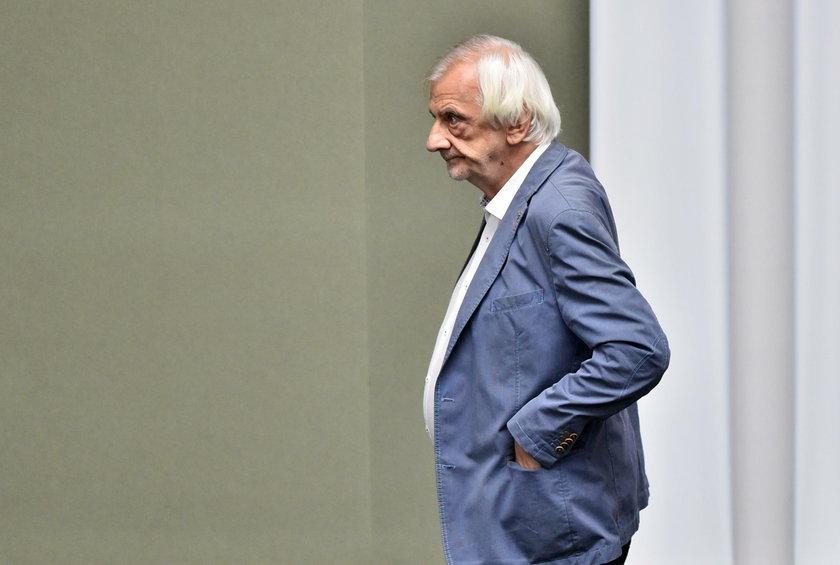 Jan Maria Jackowski kontra Ryszard Terlecki